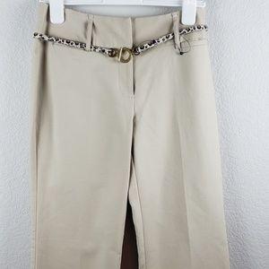 Dana Buchman | NWT Women's Pants w/Belt Size 6